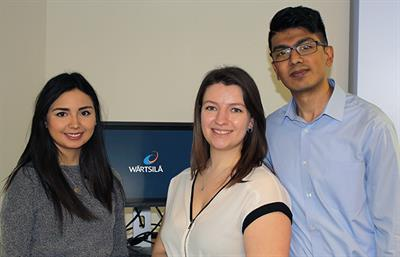 Placement at Wartsila