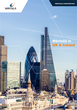 Wärtsilä UK & Ireland country brochure