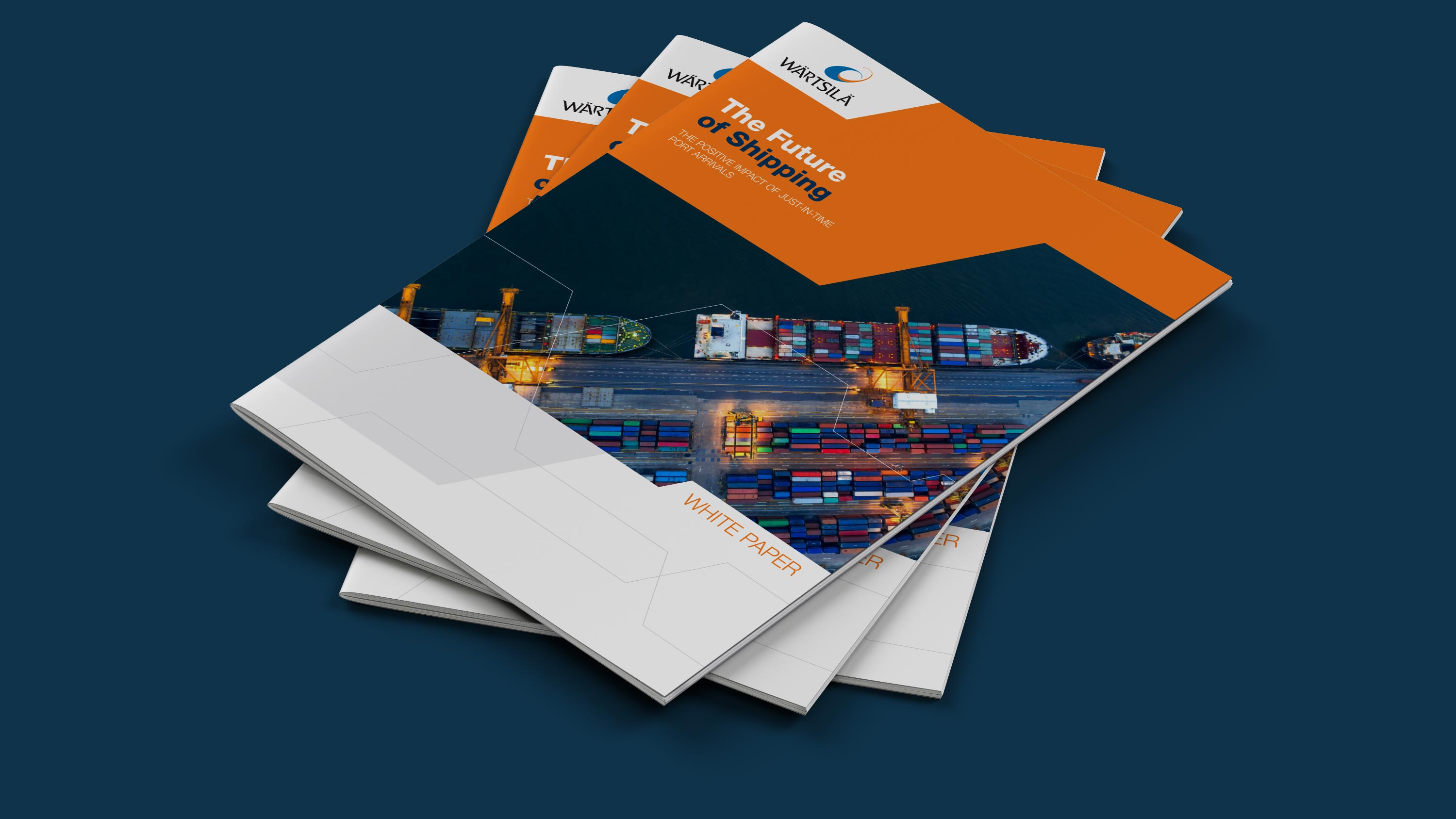 """Download """"The Future of Shipping"""" White Paper"""