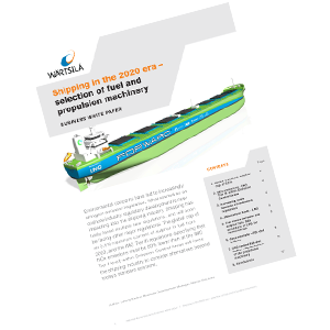 Business White Paper - Hybrid propulsion is part of the future for RoPax ferries