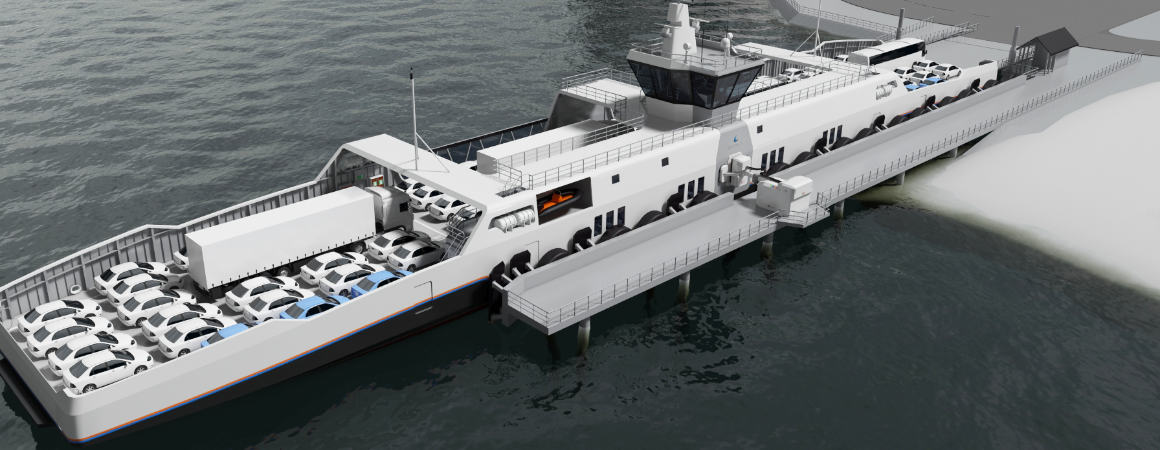 Zero-emission-ferries