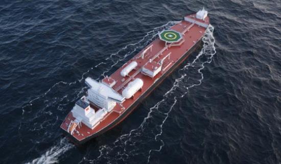 Teekay shuttle tanker
