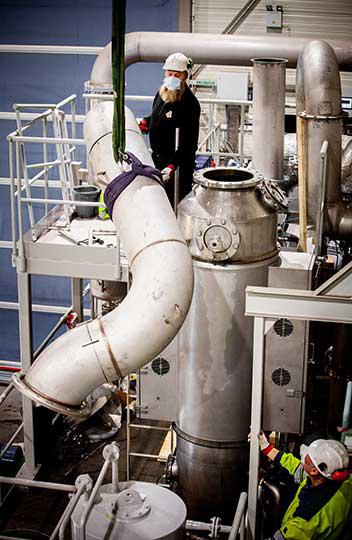 exhaust-treatment-installation