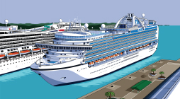 Cruise ship solution
