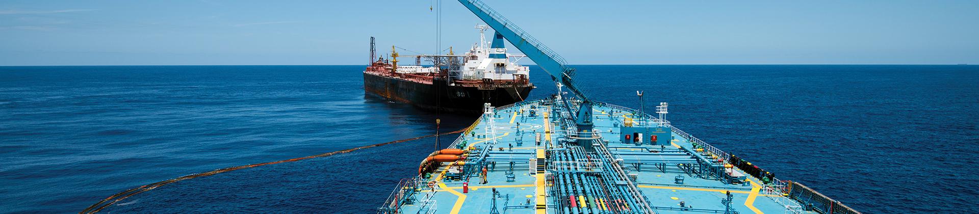 FPSO & Shuttle tanker solutions banner