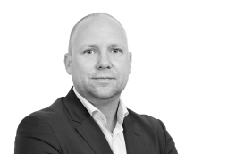 Lars Kristiansen, Sales Manager, Aftersales