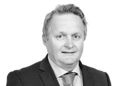 Trond Hallvard Andersen, Sales Manager