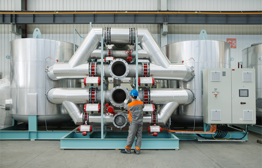 Wärtsilä-Inert-Gas-Dryer-Unit