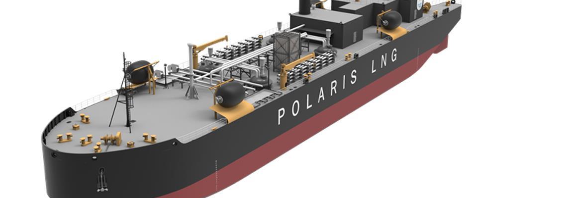 Wärtsilä LNG Cargo System reference banner
