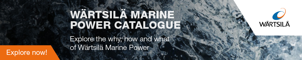 Marine Power Catalogue Banner
