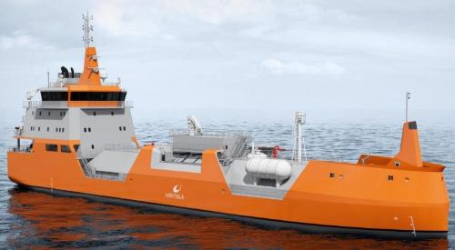 Wartsila Ship Design Innovative Designs With A Cost Efficiency Focus