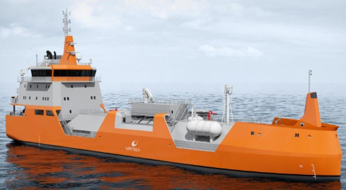 Wärtsilä Ship design