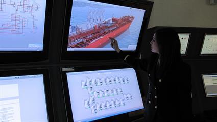 Wärtsilä Liquid Cargo Handling Simulator
