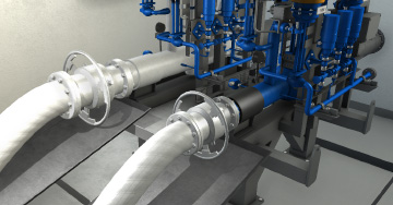 LNG Bunkering Fuel Supply System Simulator thumb