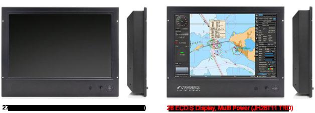27 WS ECDIS display