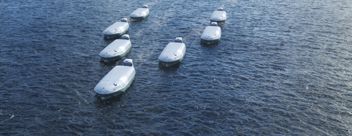 Future visions of shipping - Convoy