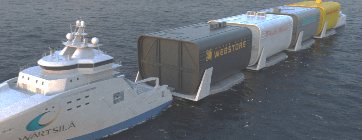 Future visions of shipping - LIITOS