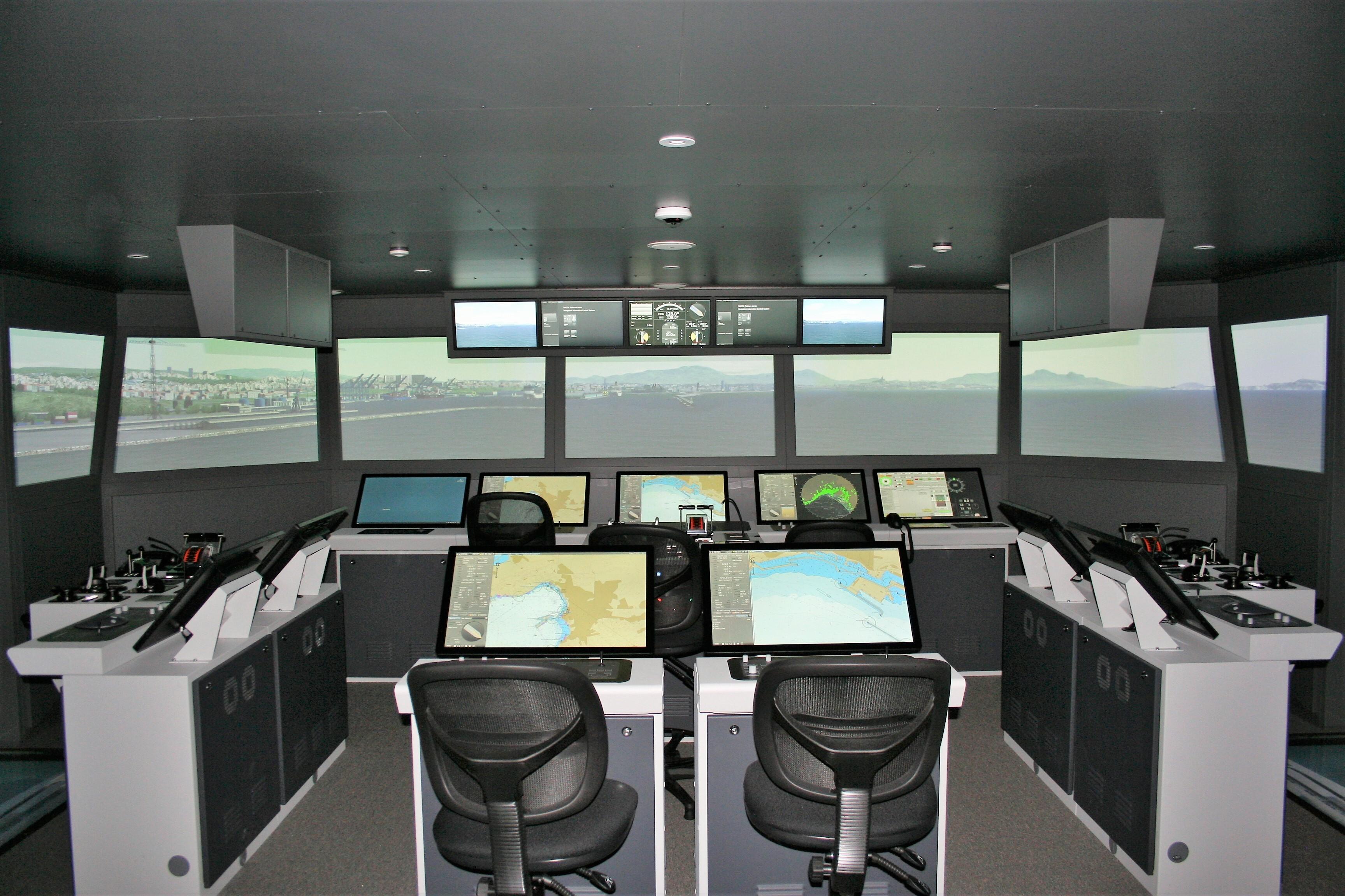 MSA Bridge Simulator