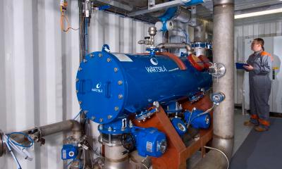 Ballast-water-management