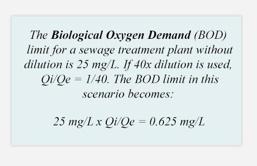 BOD-formula