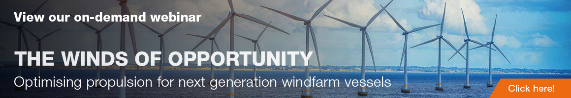 The winds of opportunity webinar