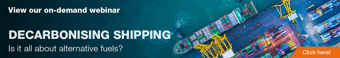 On-demand Decarbonising shipping