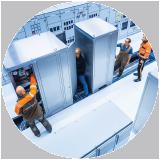 Hybrid energy storage systems