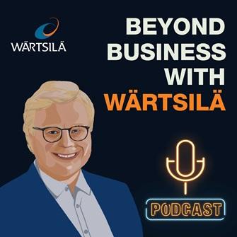 Beyond business with Wärtsilä