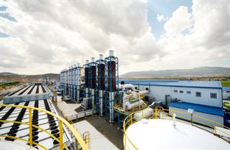 Aliaga gas Power Plant