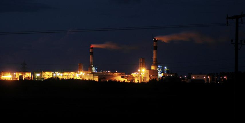 Aksa Samsun Power Plant