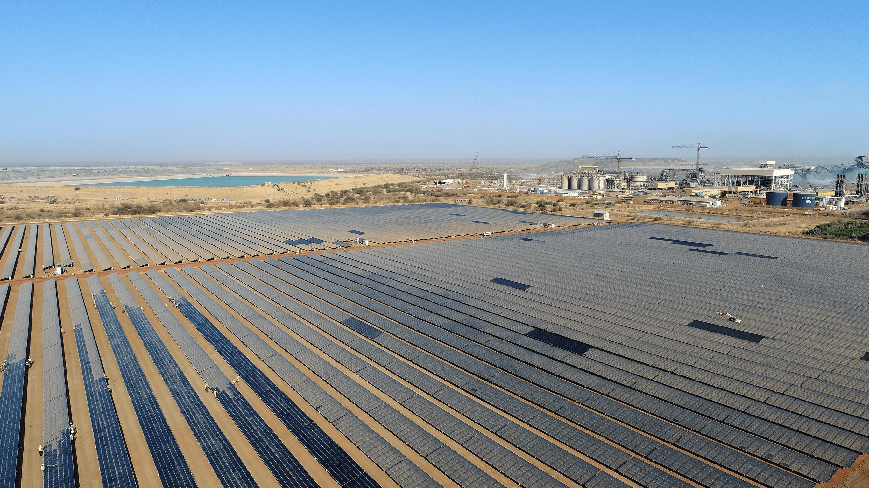 Essakane Solar SAS, Burkina Faso