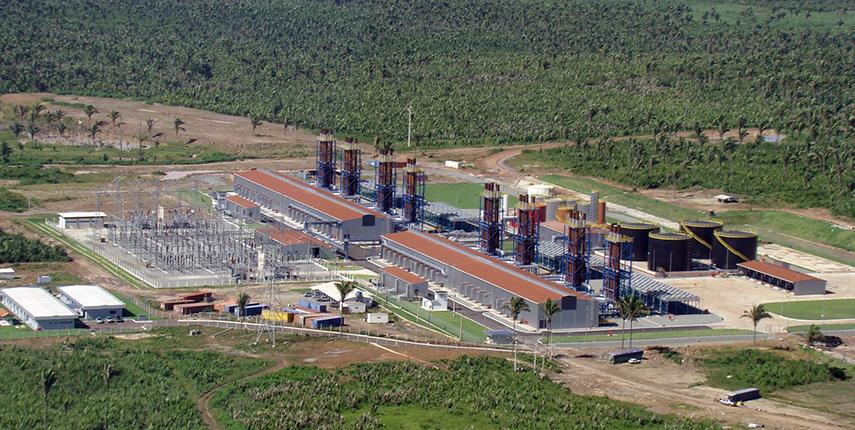 Geramar Power Plant - Brazil