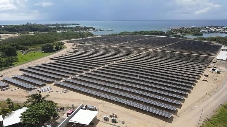 Bringing clean power to the Caribbean - Roatan Electric Company (RECO) Honduras