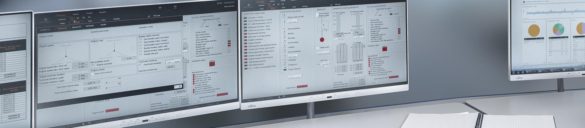 Wärtsilä Operator Interface System 4