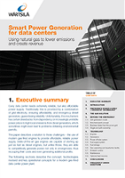 Smart Power Generation for Data Centers - White Paper