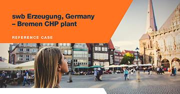 swb Erzeugung, Germany - Bremen CHP plant