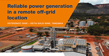 Reliable power generation in a remote off-grid location