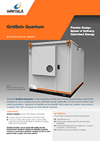 GridSolv Quantum Specification Sheet