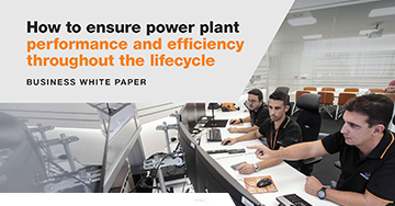 How to ensure power plant performance and efficiency