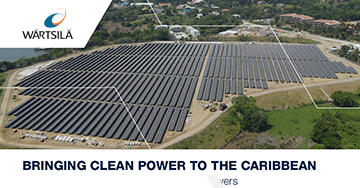 Bringing clean power to the Caribbean