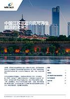 中国江苏正迈向高可再生 能源的未来
