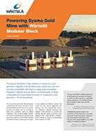 Wärtsilä Modular Block case study