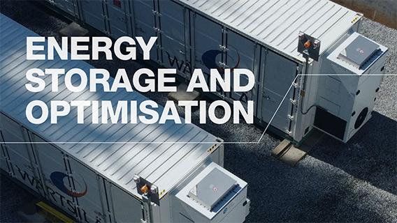 Brochure Wärtsilä Energy Storage