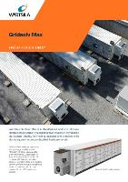 GridSolv Max Specification Sheet