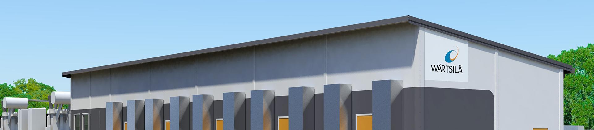 Wärtsilä energy storage-header