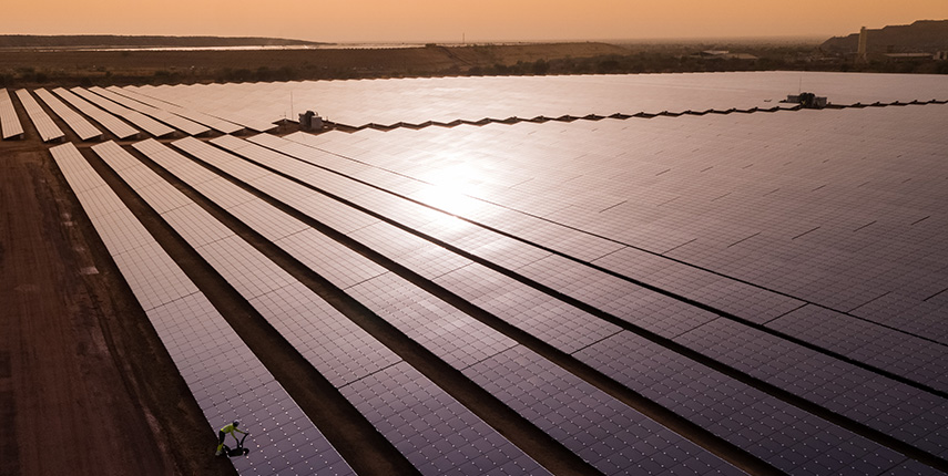 Essakane Solar SAS - Burkina Faso