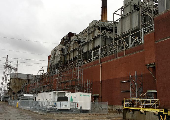 Ohio site says: hello storage, goodbye coal!