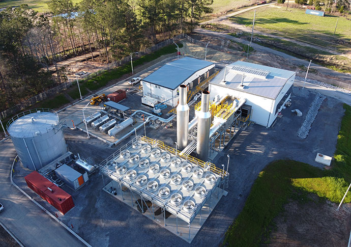 Affordable, flexible and reliable power with a Wärtsilä 31SG plant