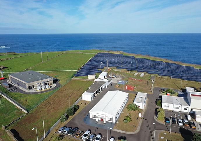 GEMS Island Grid+ Solution