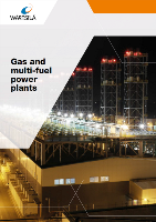 Gas and multi-fuel power plans